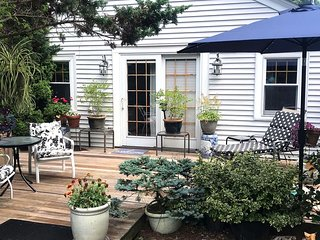 HideAway Narragansett Vacation Rental - Walk to the Ocean!