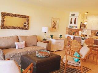 607 Surf Villa, Oceanfront Condo at Sawgrass Beach Club
