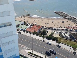 Apartamento 444 vista panoramica playa verese y mar 4 pasajeros