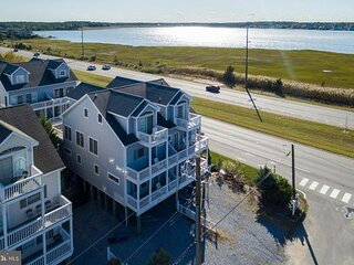 Ocean Block - Multi-Family Home - Steps to Private Beach Make this your Escape!
