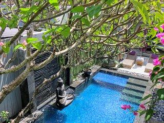 TempleTree Vajra - 2 bdrm luxury beach villa | Bali