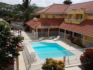 Charmant appartement 6 personnes au Martinique