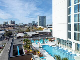 Nashville Margaritaville Hotel   $225 a night,  3 night minimum, request dates