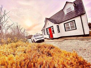Riverside Cottage, Ramelton, The Wild Atlantic Way
