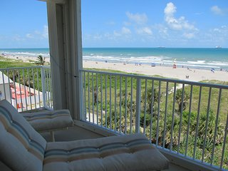 Cocoa Beach Sandcastles Direct Ocean Front with wrap around balcony