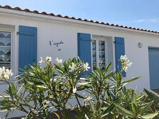 Charmante maison de vacances pour 5 personnes sur l'ile de Noirmoutier