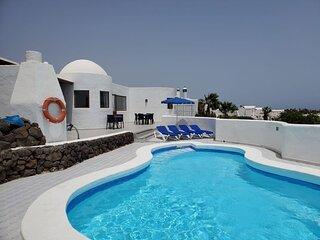 Amazing panoramic sea views!!! (Casa Talessa 3 bedrooms, 2 bathrooms)