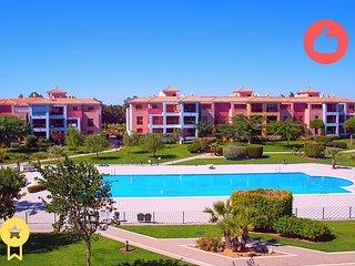 Beach & Golf - 2 dormitorios con piscina