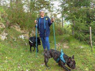 Dog trekking (pernottamento+cena tipica+esperienza)