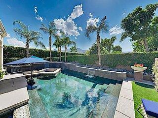 Lavish Desert Retreat | Private Pool & Hot Tub Near Golf & Dining 2BR #259312