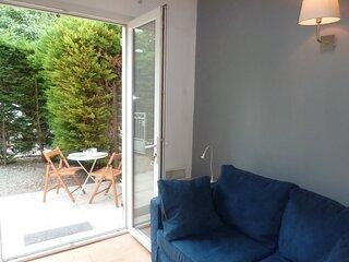 studio, terrasse et jardin ! Quiet and green city