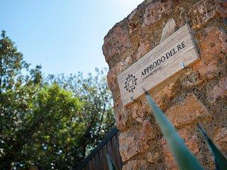 Approdo del Re, un piccolo angolo di paradiso a Porto Santo Stefano