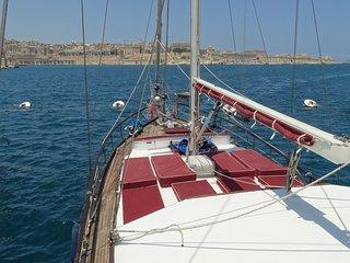 Vayu caicco yacht