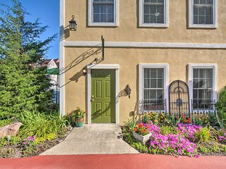 Historic Adamstown Townhouse in Peaceful Location!