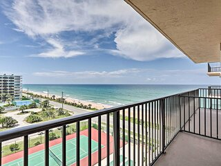 NEW! Flagler Beach Retreat w/ Pool & Ocean Views!