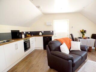 LLOFT GWAIR - HAYLOFT, cosy, pretty accommodation, WiFi, good for walking, near