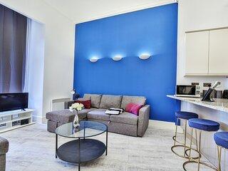 City Dreamz -NEW Stylish and Modern Flat with FREE WIFI