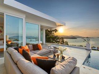 Luxury Sea View Pool Villa 'N' Residences
