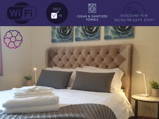 Elegant and Serene Deep-Cleaned Apartment few mins to Canberra Racecourse