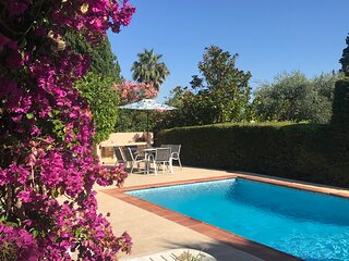 Beautiful 4-Bed Villa in Mougins