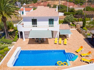 Villa | Wi-Fi | A/C | Private Pool [can be heated] | Garden [RVDB01]