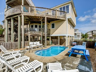 Happily Ever After | 200 ft to the beach | Private Pool, Hot Tub