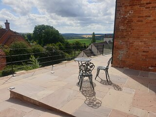 The Old School Loft - a rural retreat with a view!