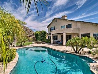 NEW! Family Home w/ Pool Table + Mountain Views!