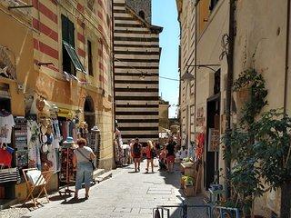 Grazioso monolocale nel cuore del centro storico di Monterosso al Mare