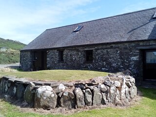 The Barn, Treleidir farm Coastal Cottages