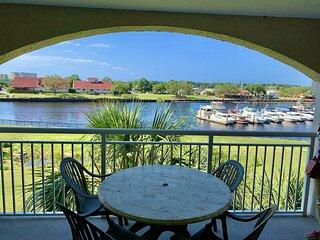 Intercoastal Marina View on 3rd floor of Yacht Club Villas II - YC 2302