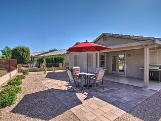 NEW! 55+ Retreat w/Golf Course View & Pool Access!