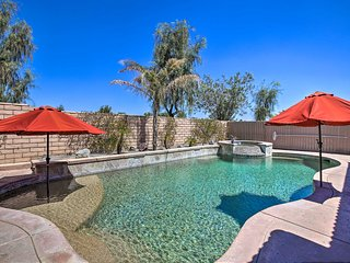 NEW! Private Desert Escape w/ Pool: Near Coachella