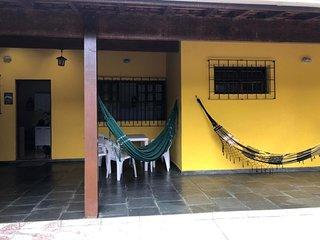 Casa na Praia de Boraceia em São Sebastião