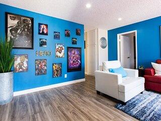♣ Budget Friendly ♣ MARVEL-ous ♣ 2 King Suites ♣