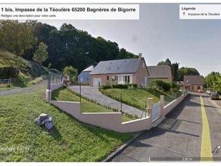 Jolie petite maison aux abords de Bagnères de Bigorre