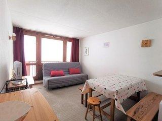 Deux pièces cabine 6 personnes, résidence Mongie Tourmalet