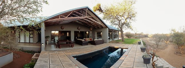 The African Dream House, holiday rental in Balule Nature Reserve