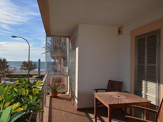 Bonito apartamento Ca'n Pastilla primera línea