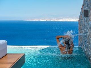 Villa Hellena - Breathtaking sea views, private infinity pool!
