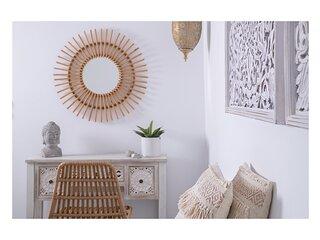 Ethnic style Infinite Blue Apartment