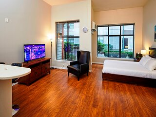 Studio Apartment in Portland Pearl District