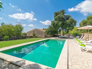 CAN GALLOT DE PUNXUAT - Villa for 7 people in Algaida