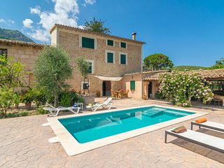 VILLA FRONTERA - Villa for 6 people in SOLLER