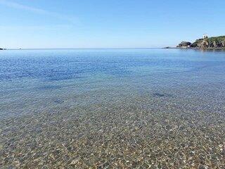 T3 'Les pieds dans l'eau' VUE MER - direct plage ! Vacance inoubliable au Pouldu