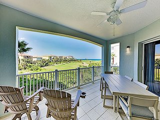 Cinnamon Beach Getaway w/ Ocean-View Balcony, 2 Pools & Fitness Center