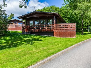 Bluebell Lodge 2 with Hot Tub, Newton Stewart