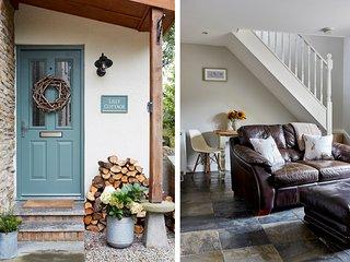 LILLY COTTAGE, Romantic, woodburner, WiFi, Whitecroft
