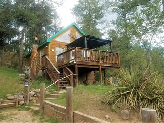 High Mountain Cabin  High Mountain Cabin - Cozy Cabins Real Estate, LLC.