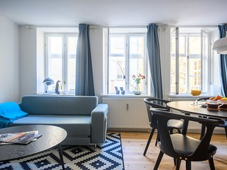 Hyggelig 1 bedroom apartment in the historical center of Copenhagen